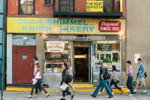 281 Grand - Yonah Shimmel Bakery